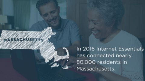 Comcast Extends Internet Essentials, its High-Speed Internet Adoption Program, to Low-Income Senior Citizens in Boston