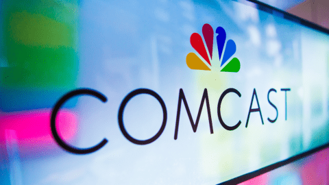 Comcast Once Again Recognized as a Top Place to Work