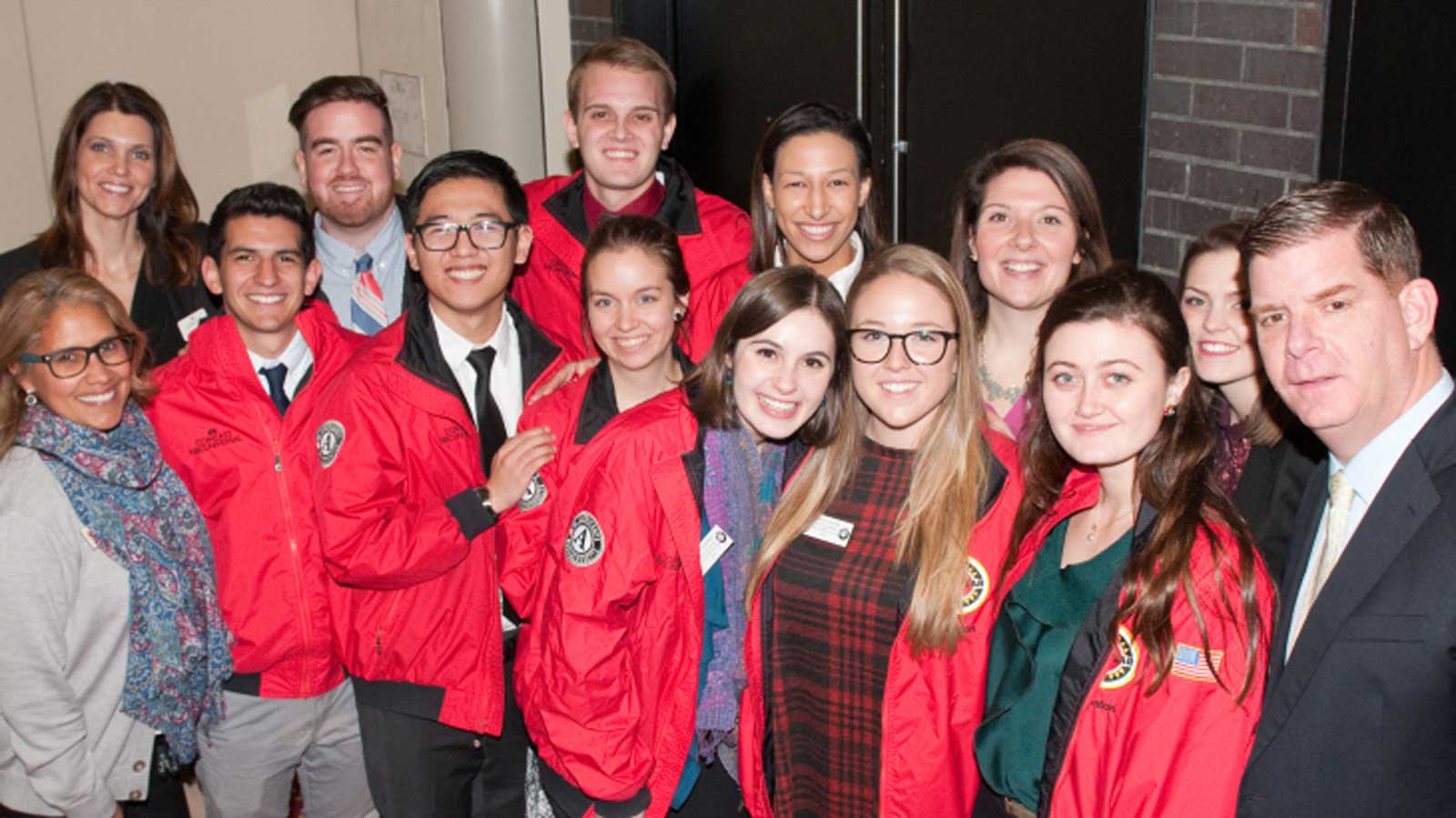 City Year group