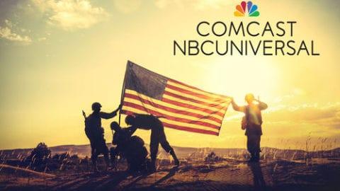 Comcast Recruits Veterans at Fenway Park