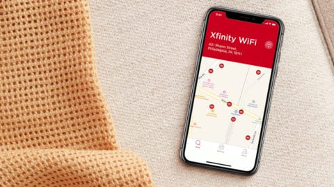 Comcast Opens Free Xfinity WiFi Service to Aid Residents and Emergency Personnel in New England