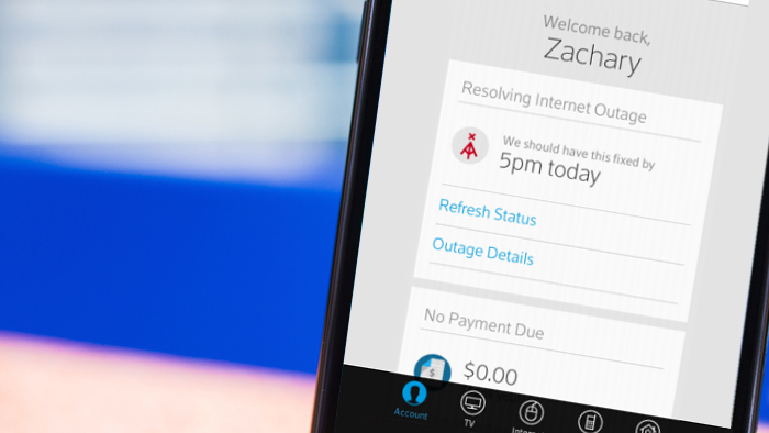 Xfinity Tips: My Account App