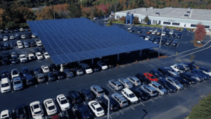 Comcast's Northeast Division Completes Solar System Activation to Power Manchester, NH Headquarters