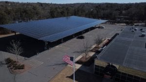 Comcast Completes Solar System Installation to Power Plymouth, MA Call Center